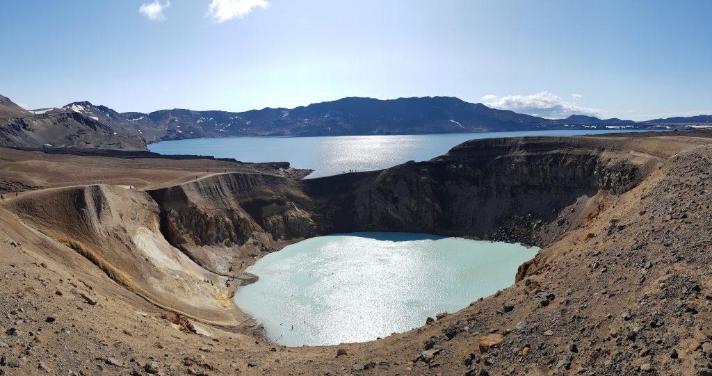 The Primeval landscape of Askja