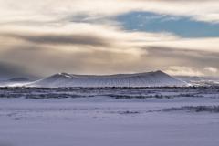 hverfjall-winter